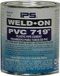 IPS Weld-On 719 PVC